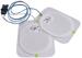 electrodes defibrillateur
