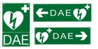 signaletique defibrillateur