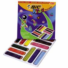 Crayons Bic Kids Tropicolor