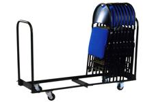 Les chariots de transport et de stockage
